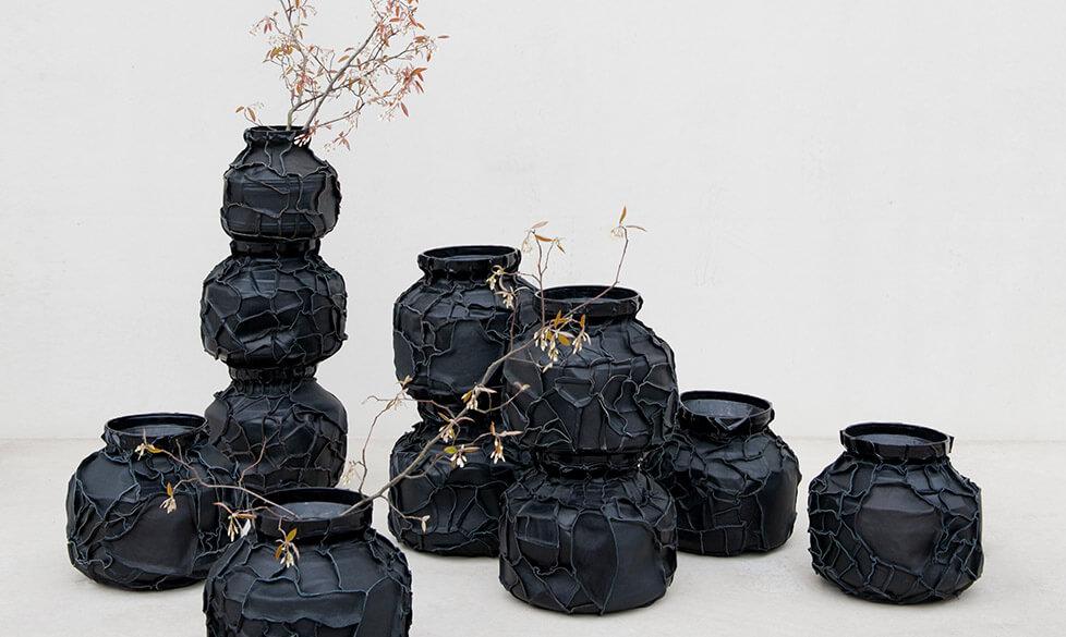 Matka Vase from Tiny Miracles