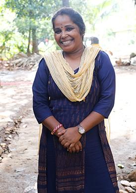 Maya Kamble