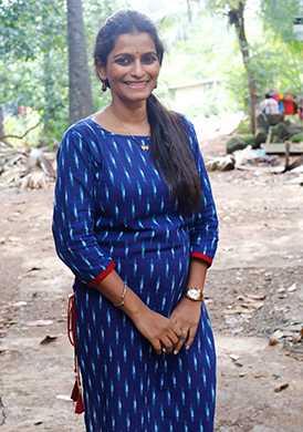 Sandhya Kamble