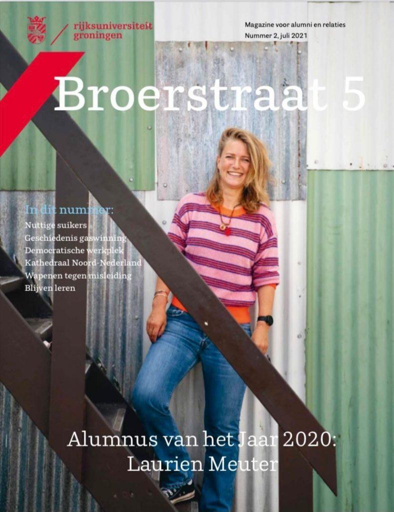 Laurien Meuter_Alumnus of the Year_University of Groningen